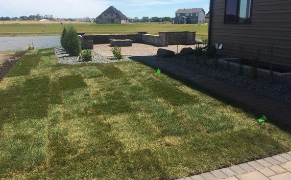 Sodding Scenic Landscaping Inc West Fargo Nd